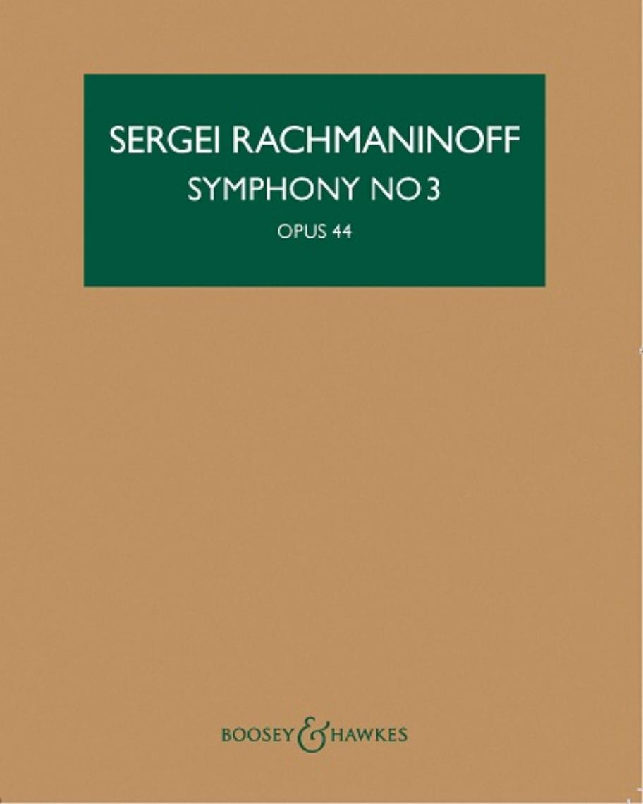 Symphony No. 3, op. 44