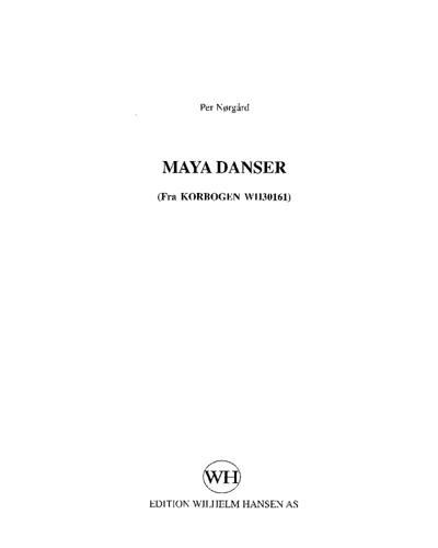 Maya danser