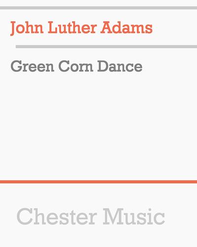 Green Corn Dance