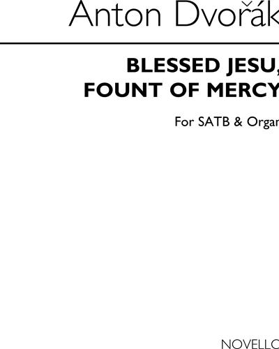 Blessed Jesu, Fount of Mercy