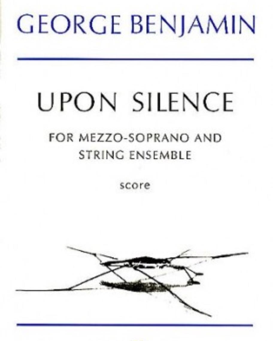Upon Silence