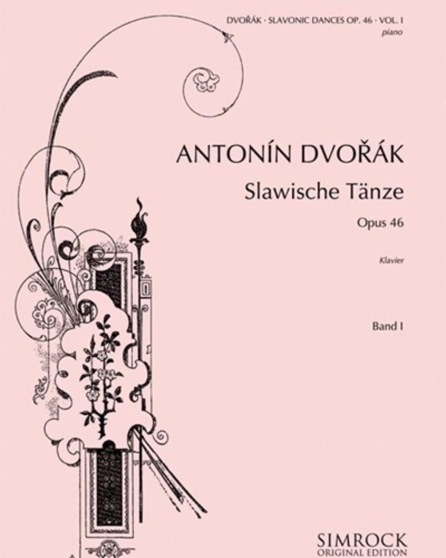 Slavonic Dances, op. 46 (Band 1)
