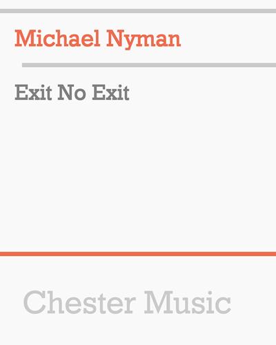 Exit No Exit