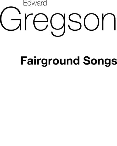 Fairground Songs