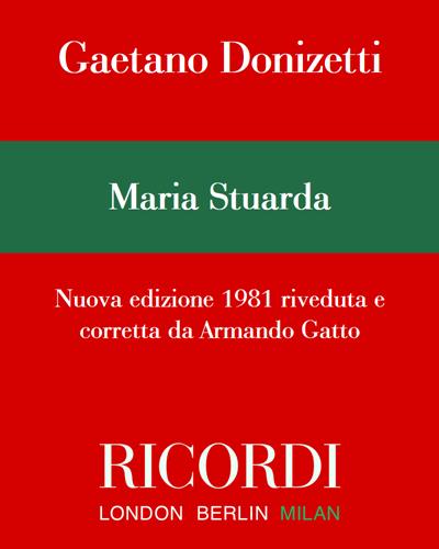 Maria Stuarda - Edizione 1981