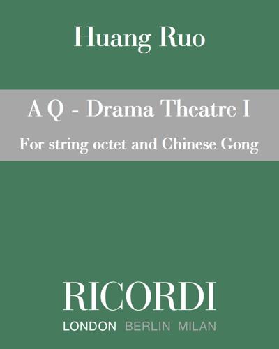 A Q - Drama Theatre I