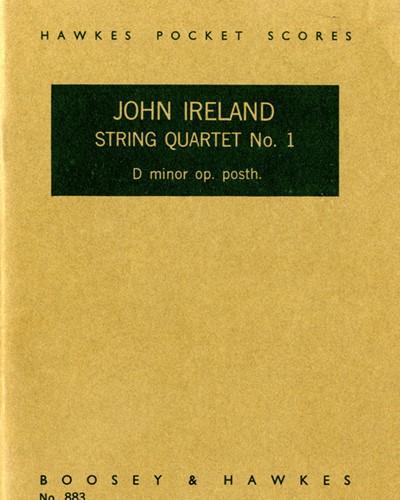 String Quartet No. 1, op. posth.