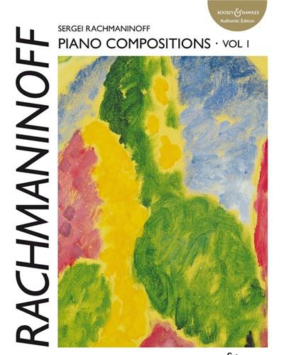 Piano Compositions, Vol. 1