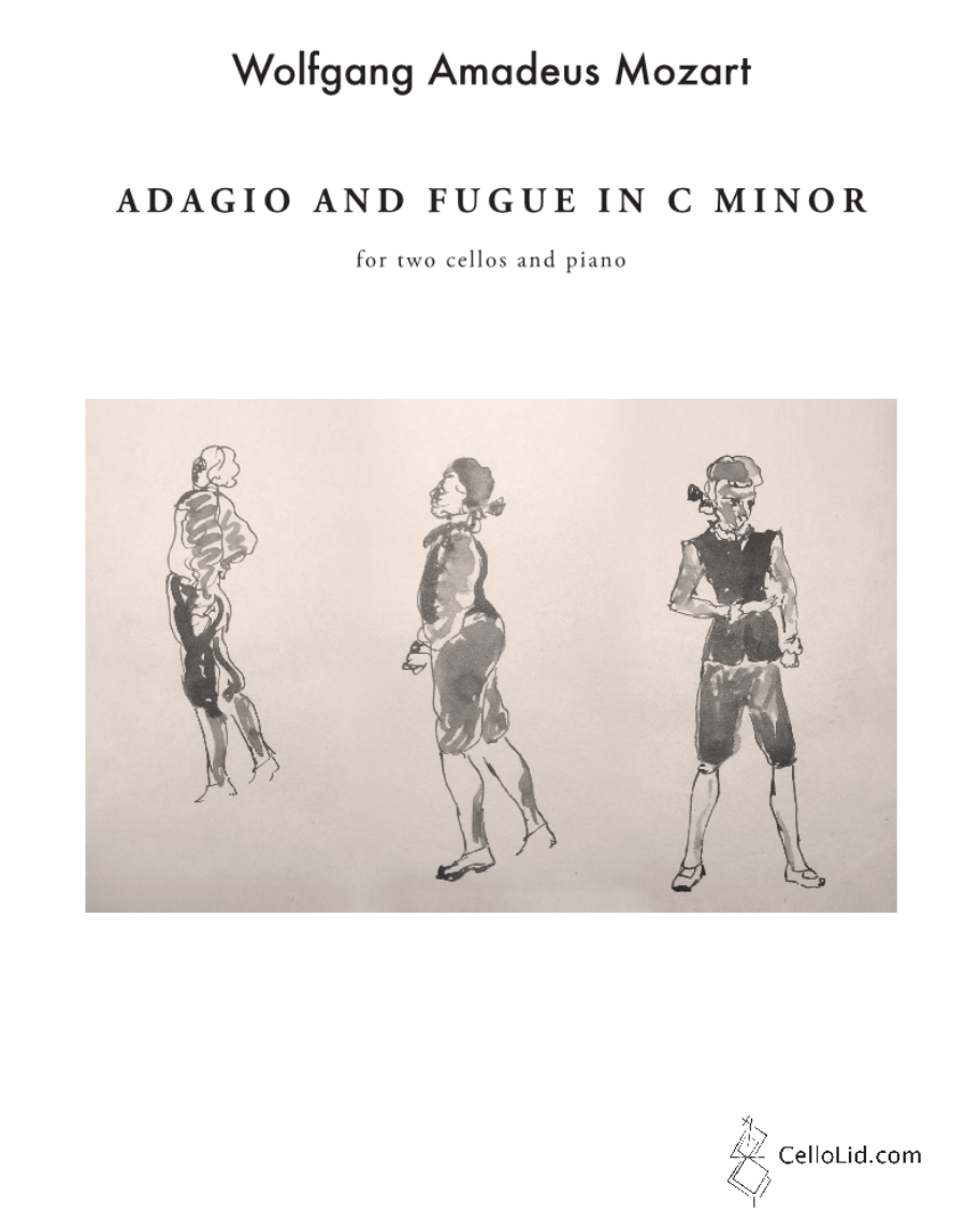 Adagio and Fugue in C minor K.546