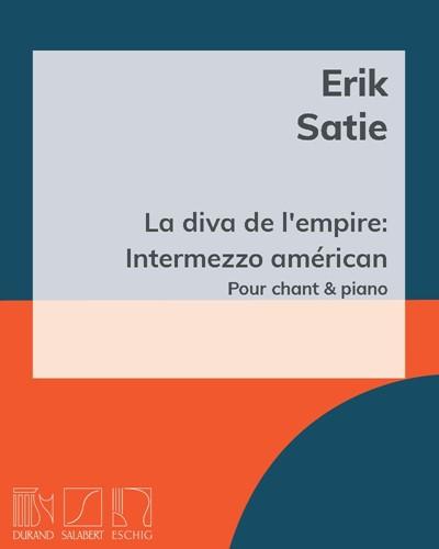 La diva de l'empire: Intermezzo américain