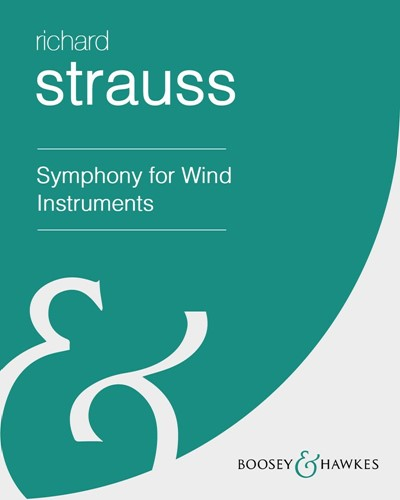 Symphony for Wind Instruments in E-flat