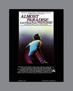 Almost Paradise (Love Theme from 'Footloose')