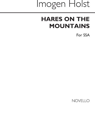 Hares on the Mountains No. 1