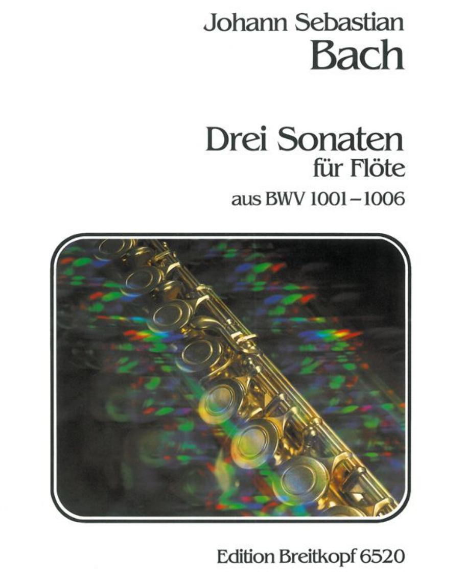 3 Sonaten und 3 Partiten BWV 1001-1006
