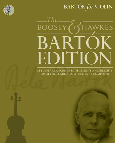 Bartók for Violin