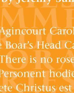 Agincourt Carol