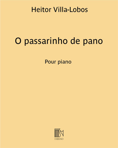 """O passarinho de pano (extrait n. 7 de """"A próle do bébé n. 2"""")"""