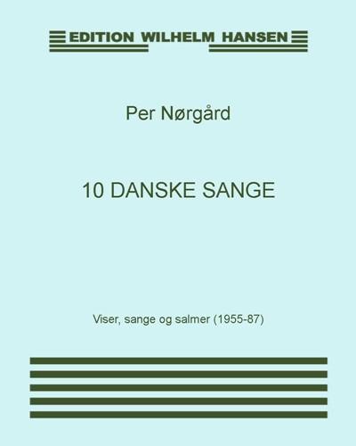 10 Danske sange