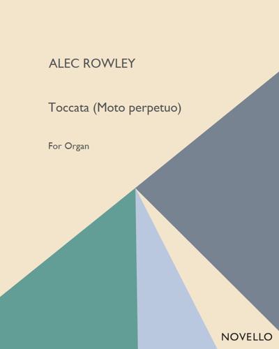 Toccata (Moto Perpetuo)