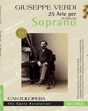 25 Arie per soprano