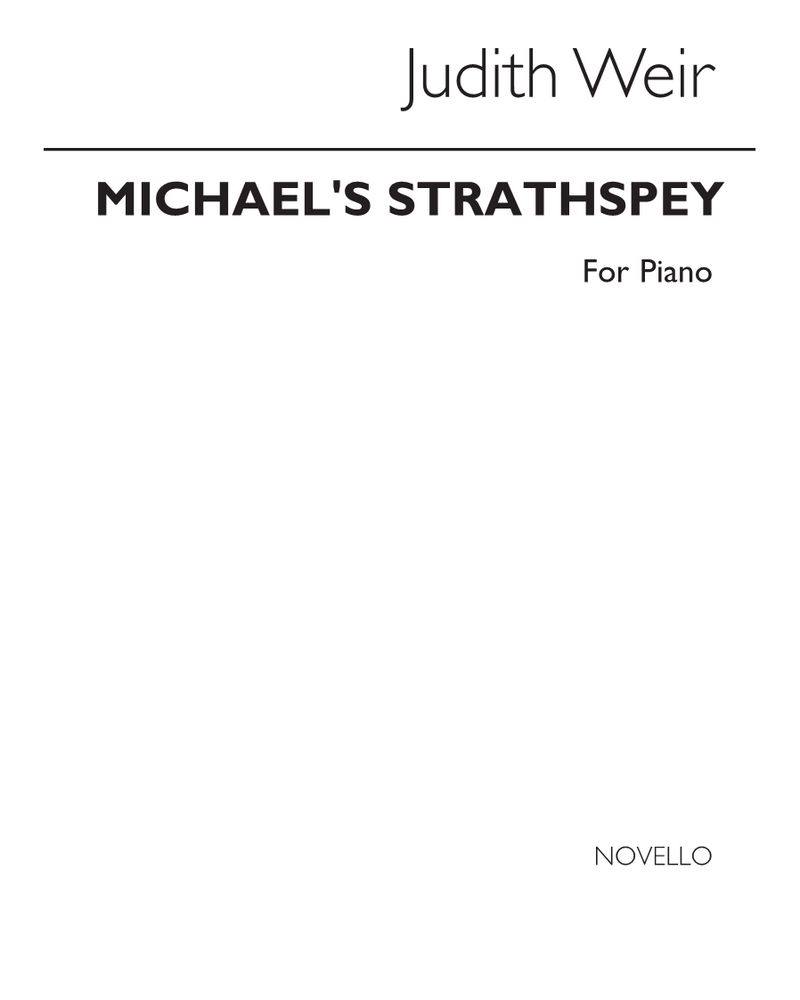 Michael's Strathspey