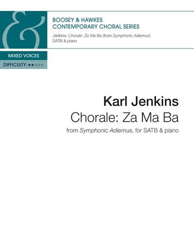 "Chorale: Za Ba Ma (from ""Symphonic Adiemus"")"