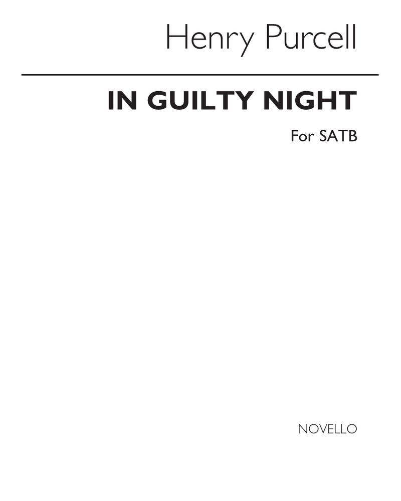 In guilty night