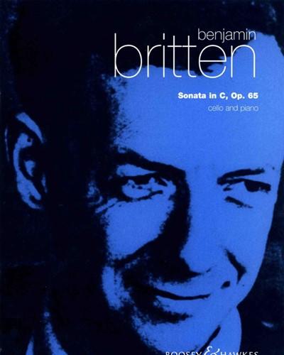 Cello Sonata in C, op. 65