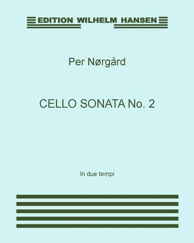 Cello Sonata No. 2