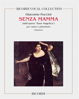 """Senza mamma (dall'opera """"Suor Angelica"""")"""