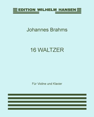 16 Waltzer