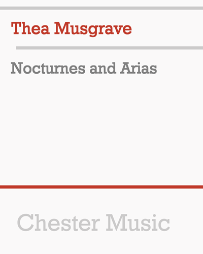 Nocturnes and Arias
