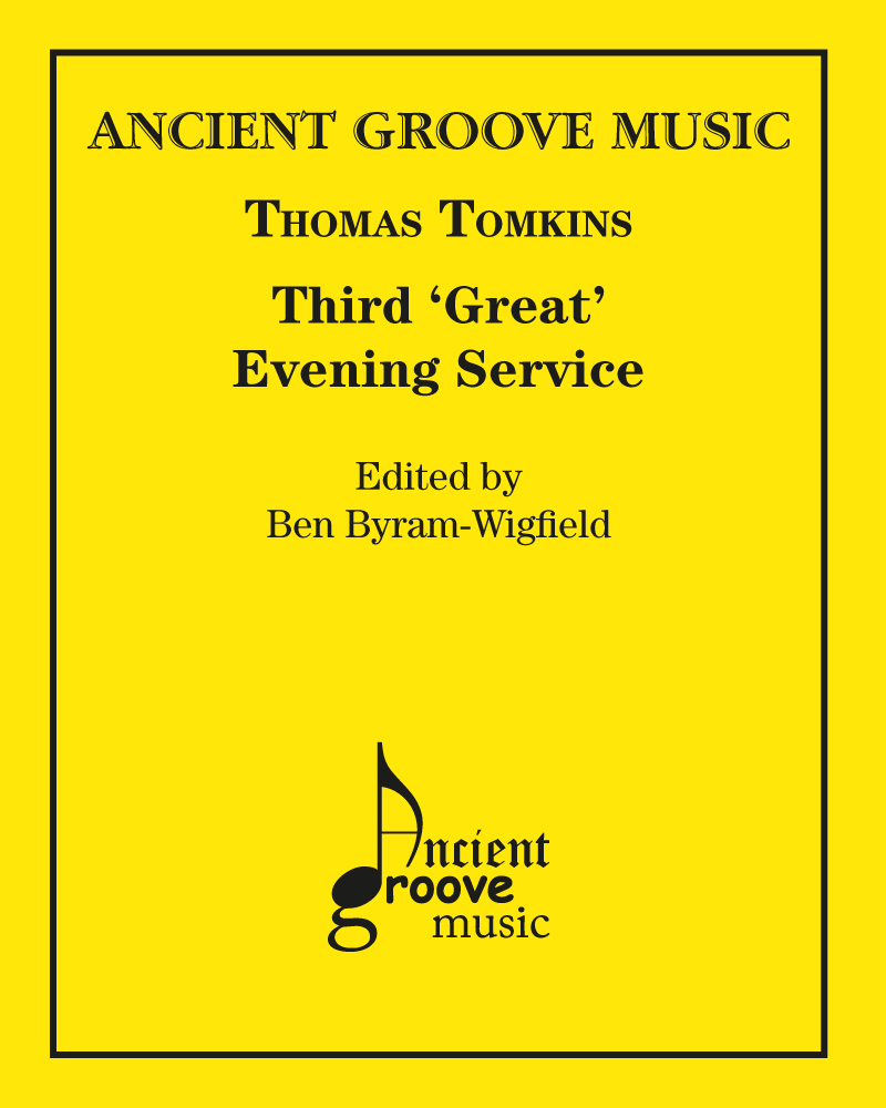 Third 'Great' Evening Service