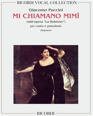 """Mi chiamano Mimì (dall'opera """"La Bohème"""")"""