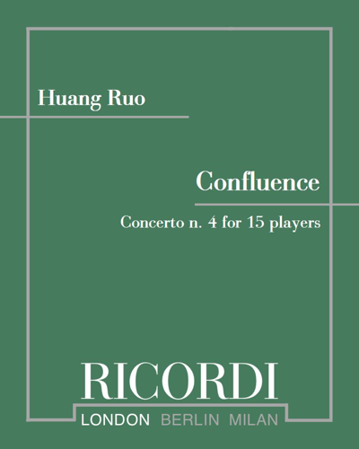 Confluence - Concerto n. 4 for 15 players
