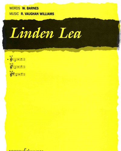 Linden Lea (in F major)