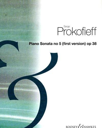 Piano Sonata No. 5, op. 38