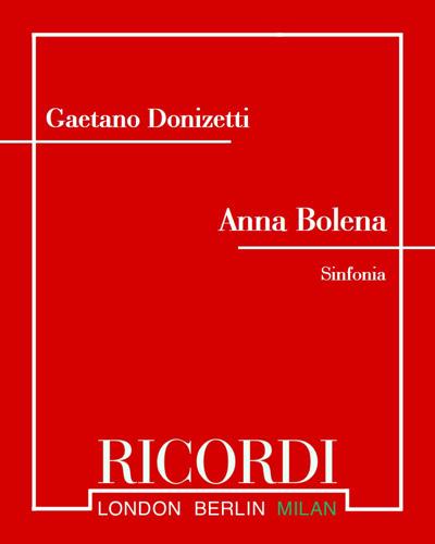 Anna Bolena [Critical Edition]