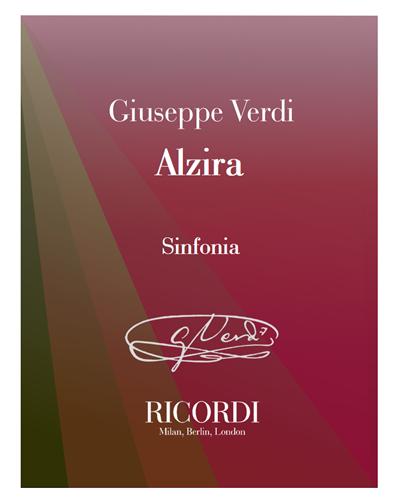 Alzira - Sinfonia