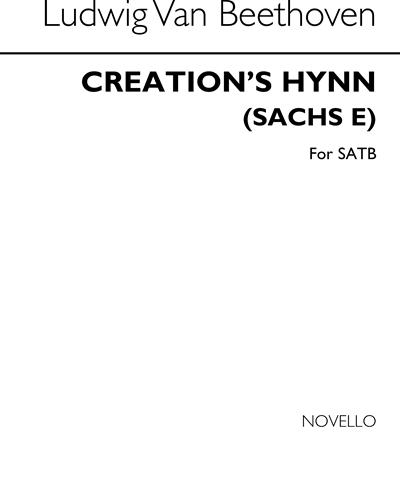 Creation's Hymn