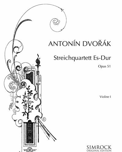 String Quartet in E-flat major, op. 51
