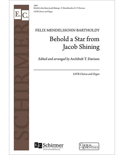 Christus: Behold A Star From Jacob Shining