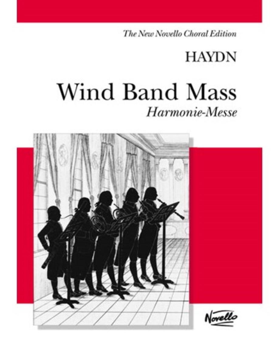 Harmonie-Messe, Hob. XXII:14