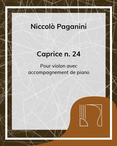 Caprice n. 24