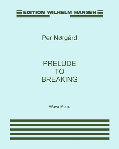 Prelude to Breaking