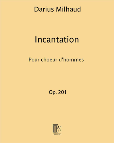 Incantation Op. 201
