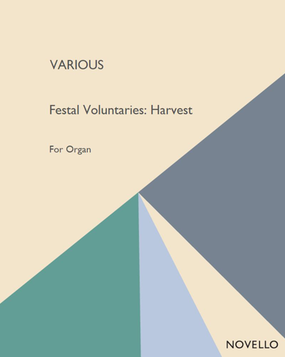 Festal Voluntaries: Harvest