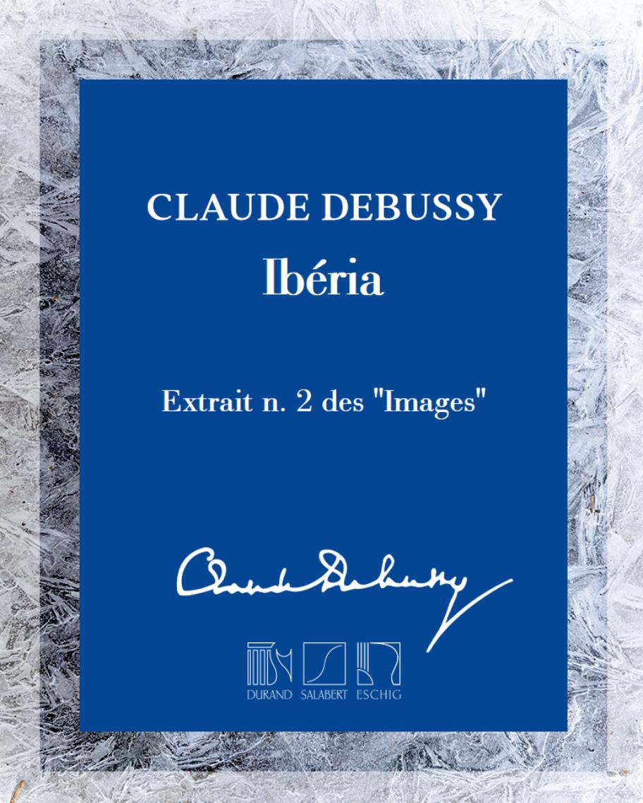 """Ibéria (extrait n. 2 des """"Images"""") - Pour piano"""