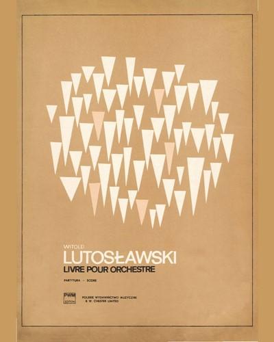 Livre pour orchestre