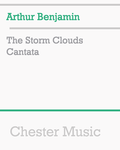 The Storm Clouds Cantata